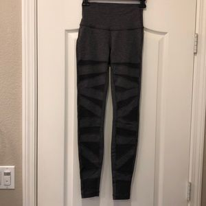 Lululemon tech mesh leggings size 4